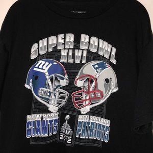31e2ba791 NFL Shirts - NFL Team Apparel super bowl shirt size Lg